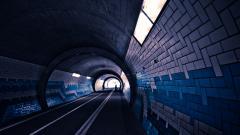 Tunnel Desktop Wallpaper HD 50240