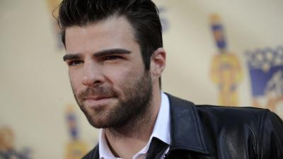 Zachary Quinto Celebrity Widescreen Wallpaper 56432