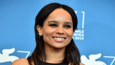 Zoe Kravitz Smile Wallpaper Background 55688
