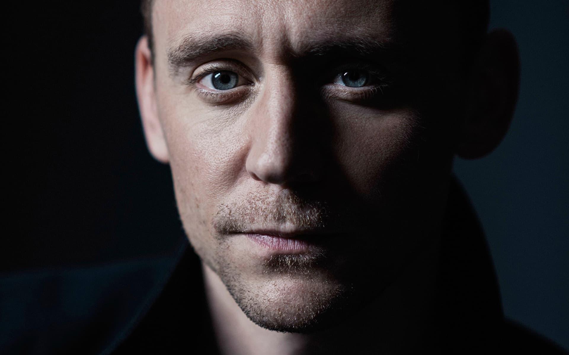 tom hiddleston face hd wallpaper 55675