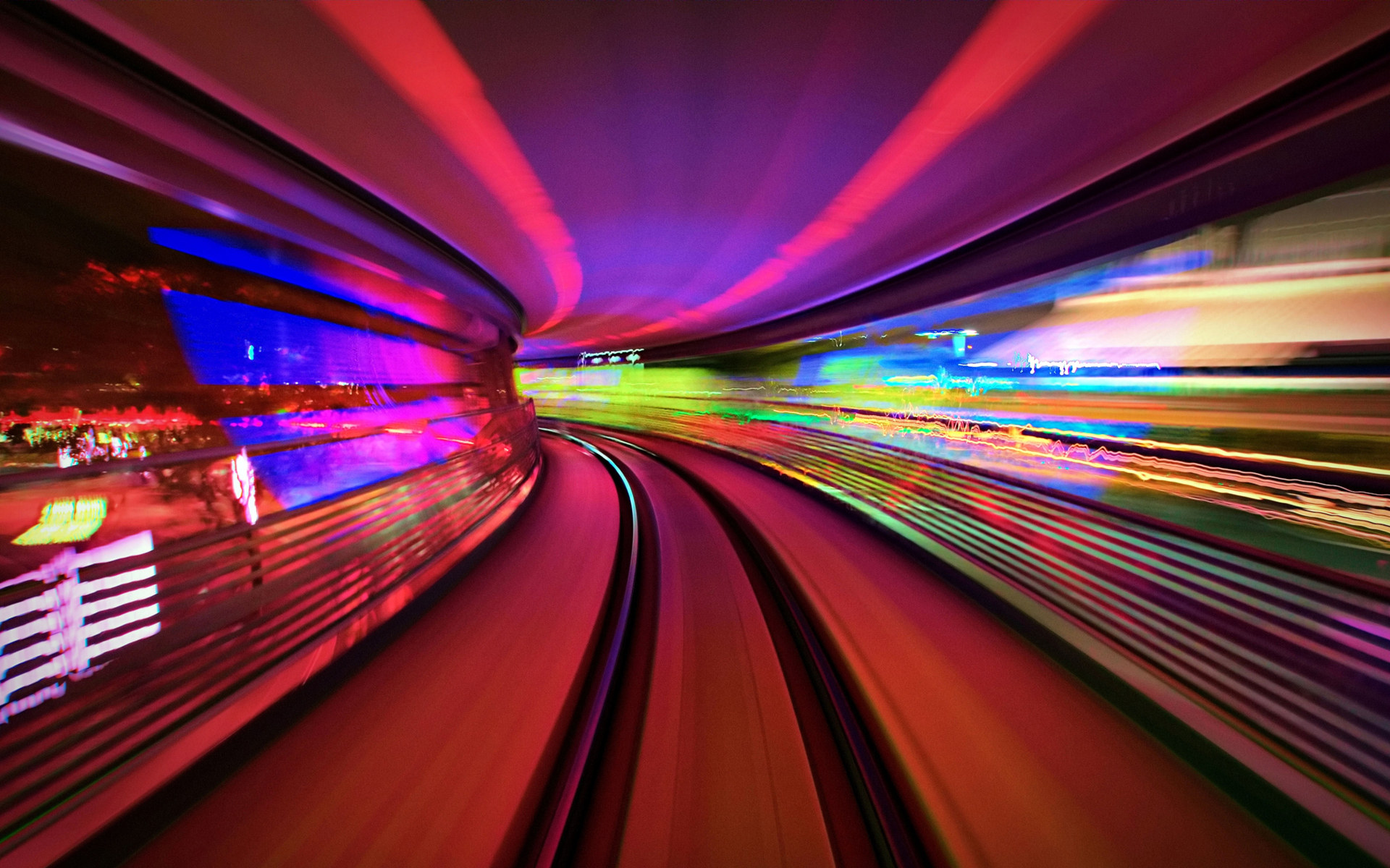 tunnel motion wallpaper 50236 1920x1200px