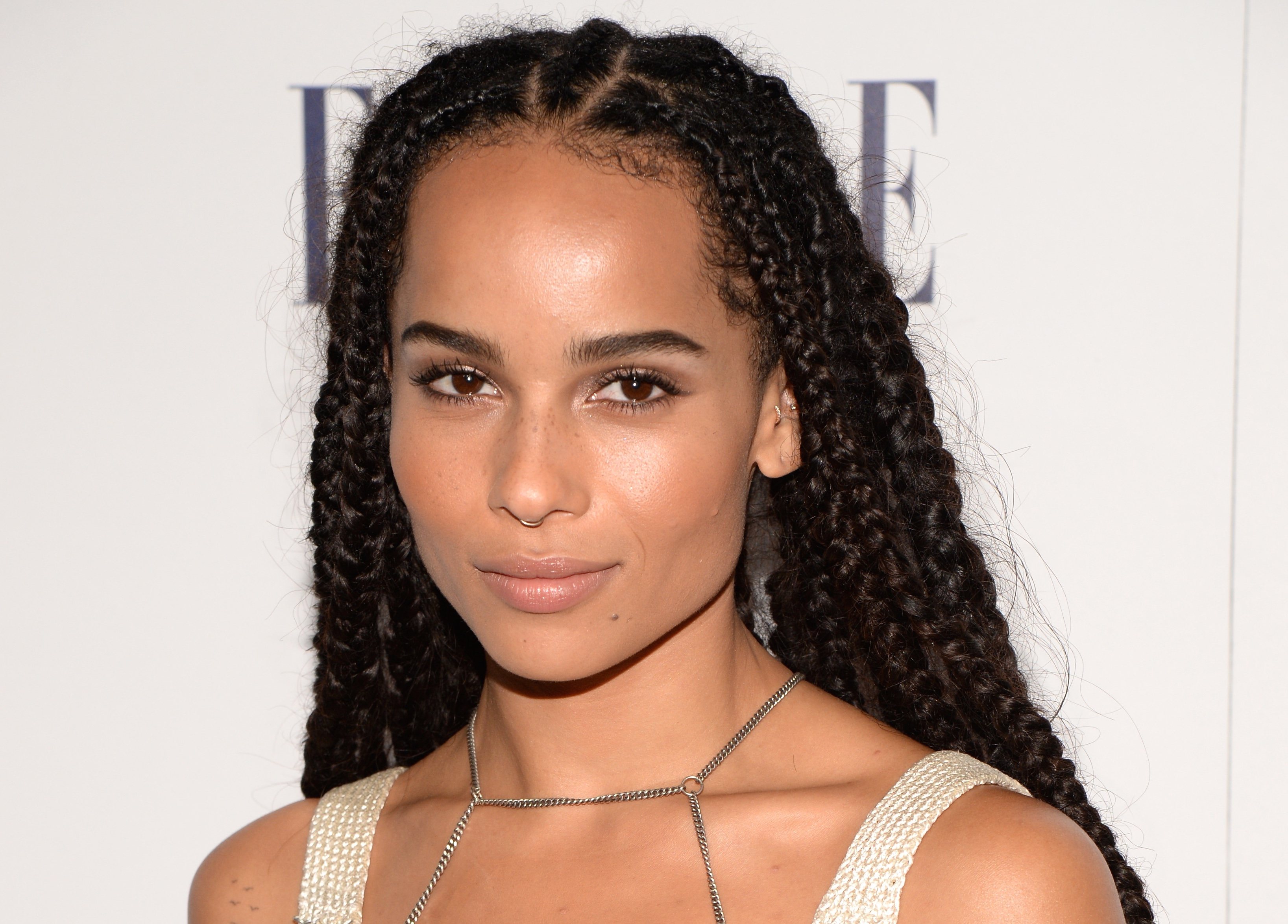 Zoe Kravitz Celebrity Wide Wallpaper Hd Wallpapers Hairstyles With Shot African Hair