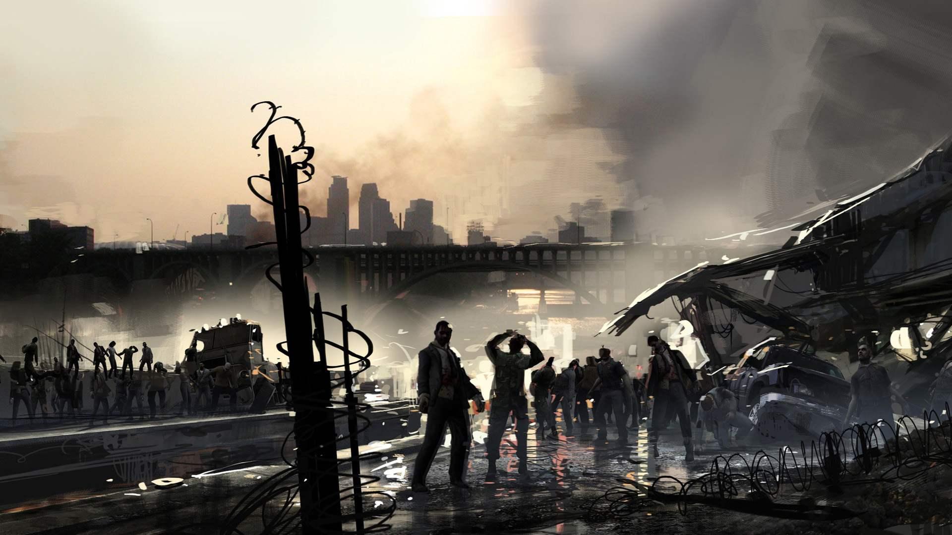 zombie desktop wallpaper 52289