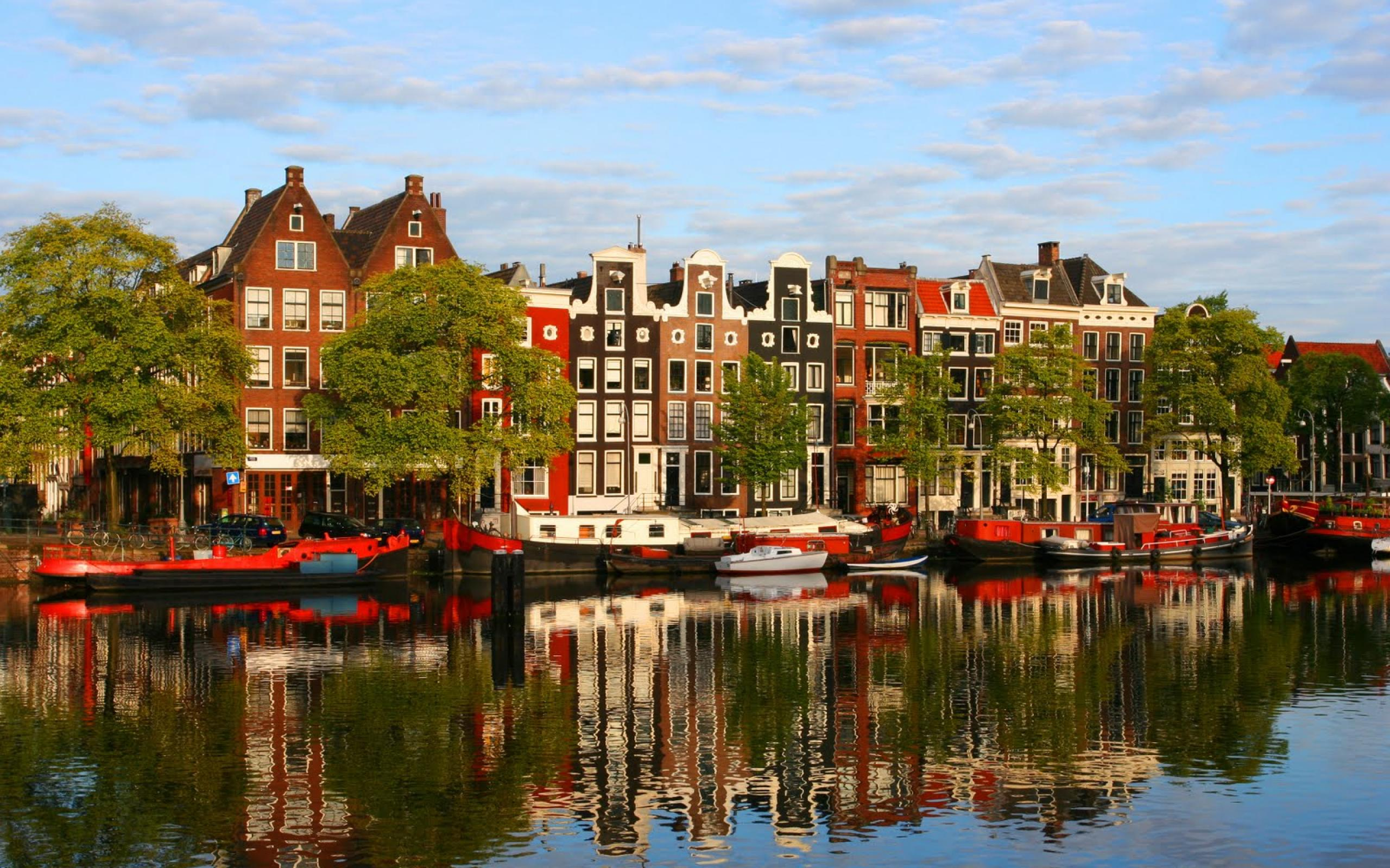 amsterdam city wide wallpaper 52510