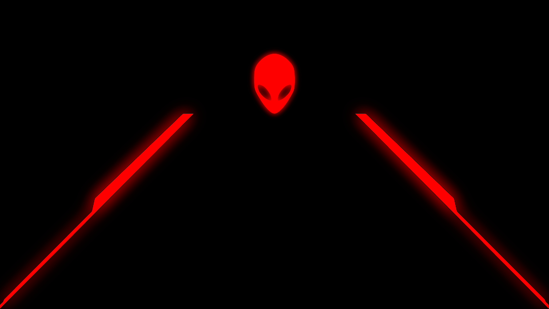 black and red alienware wallpaper 58802