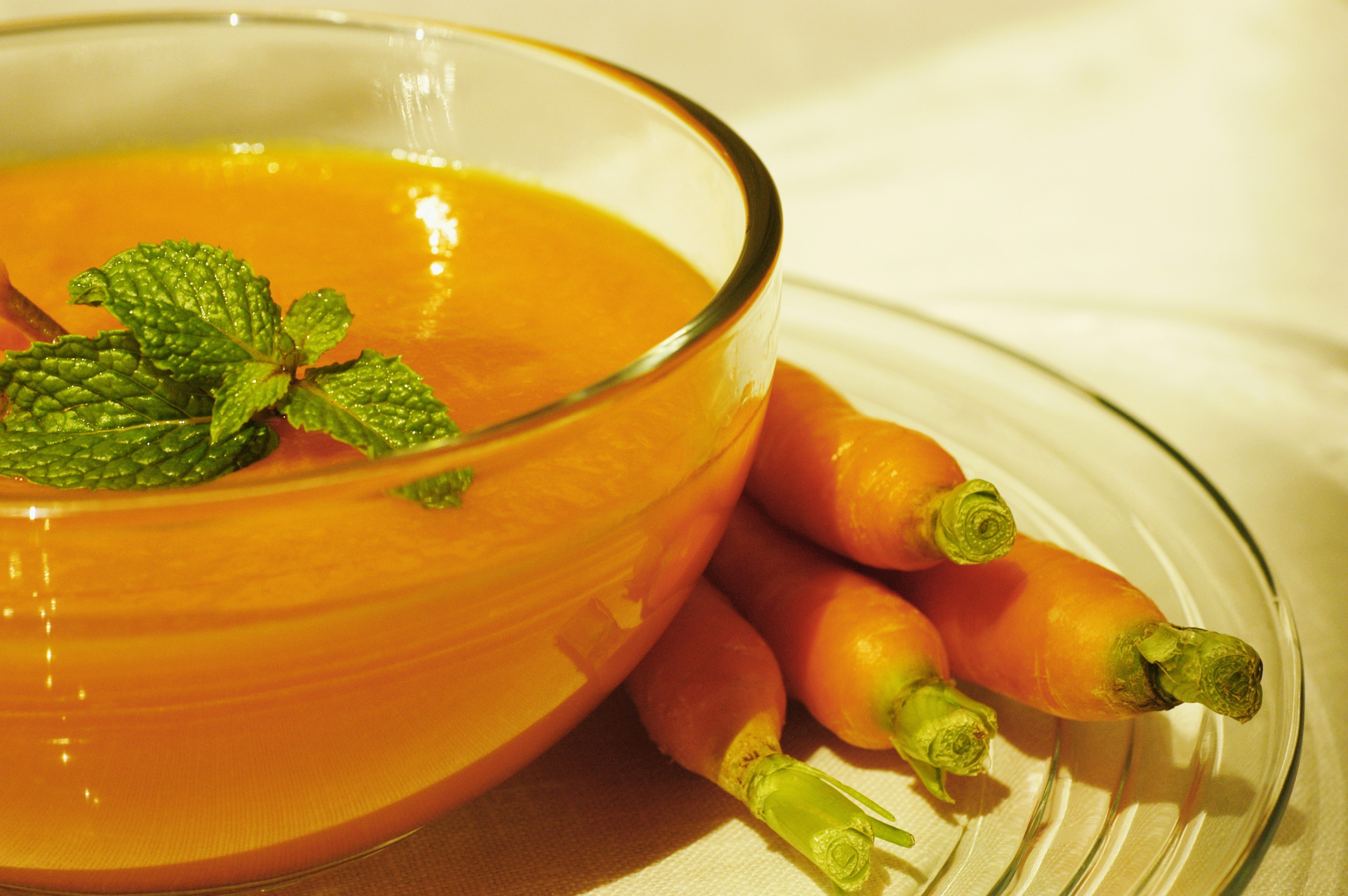 carrot soup wallpaper 50626