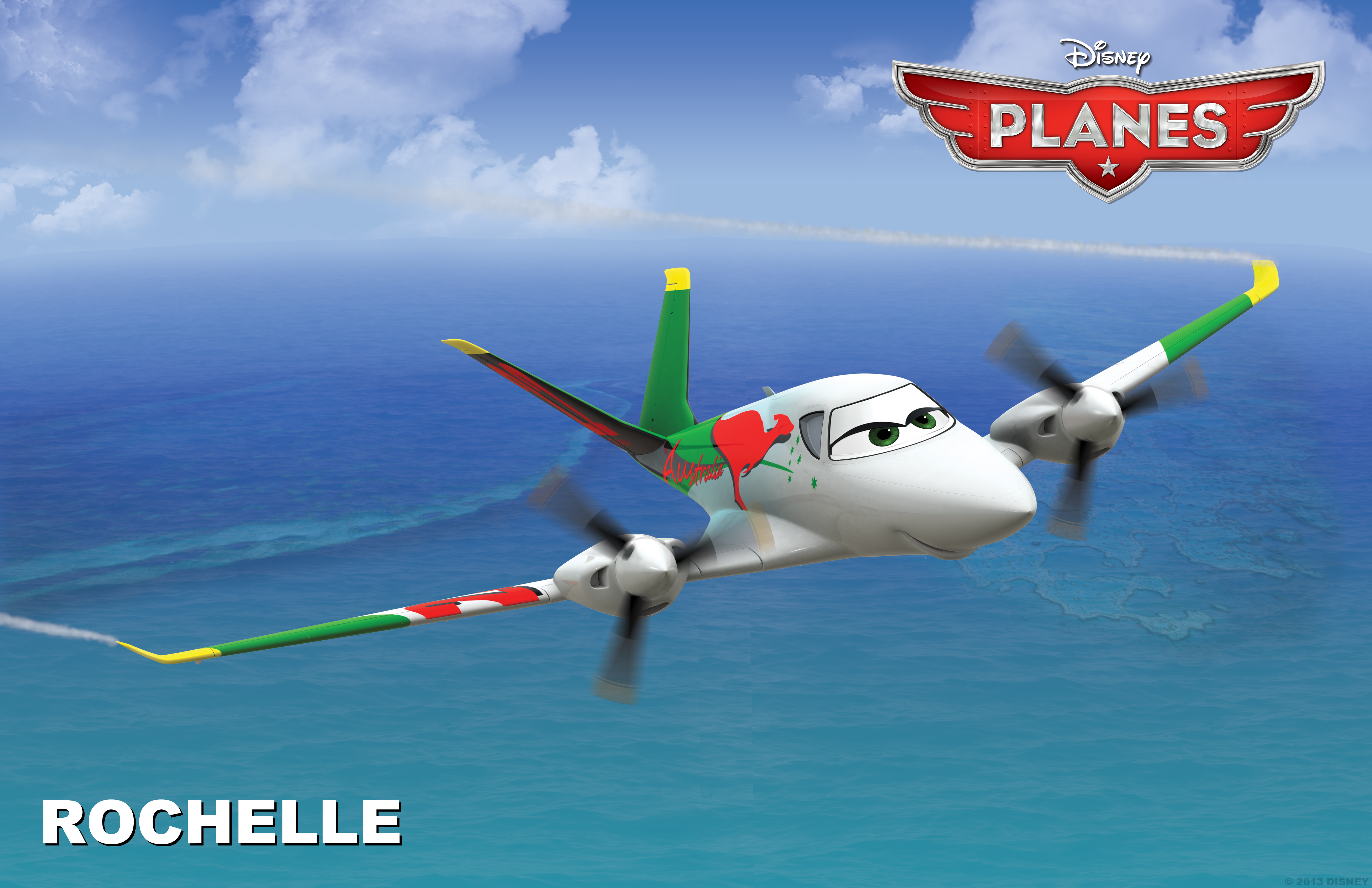 disney planes rochelle wallpaper 50460