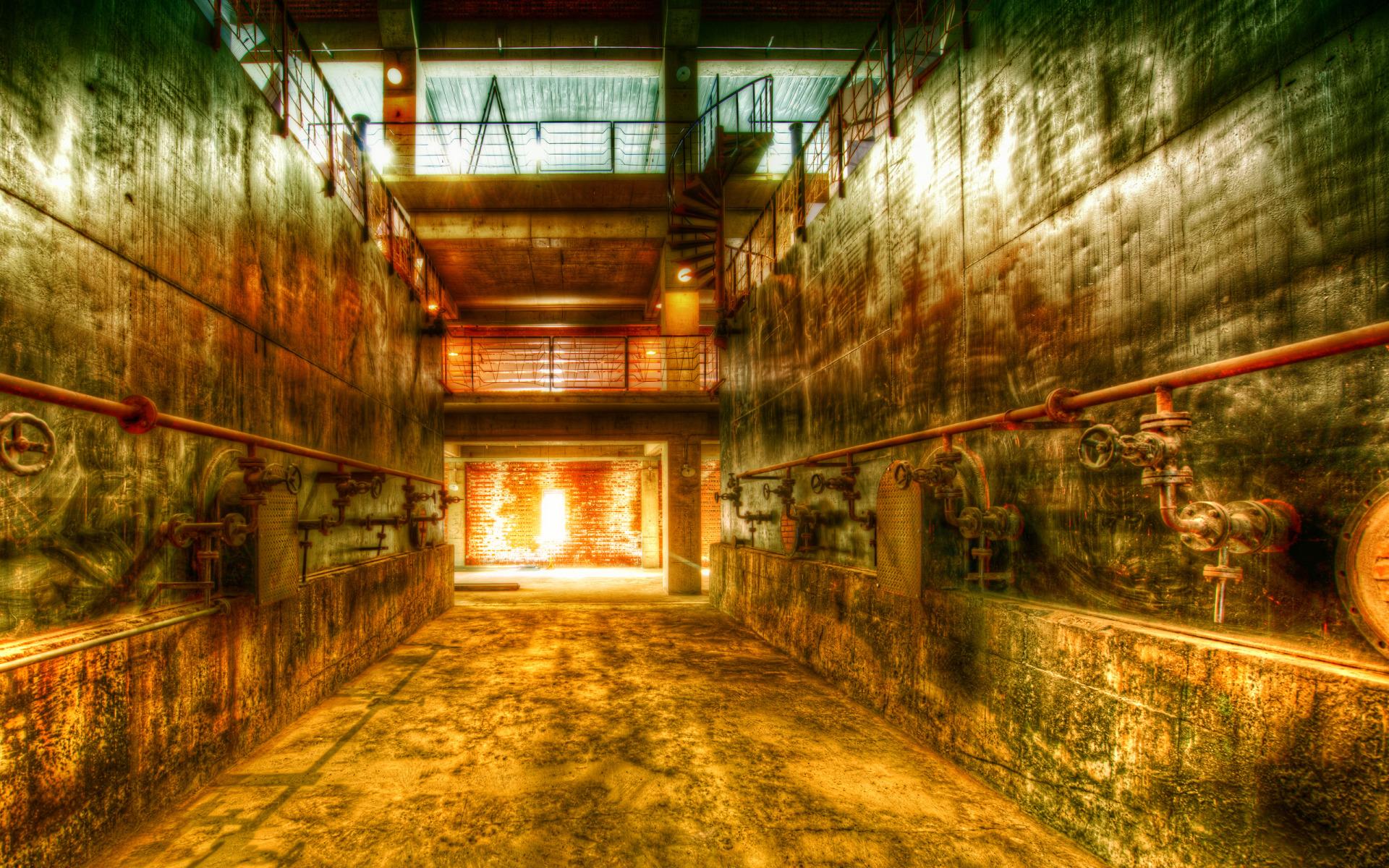 factory inside wallpaper 53911