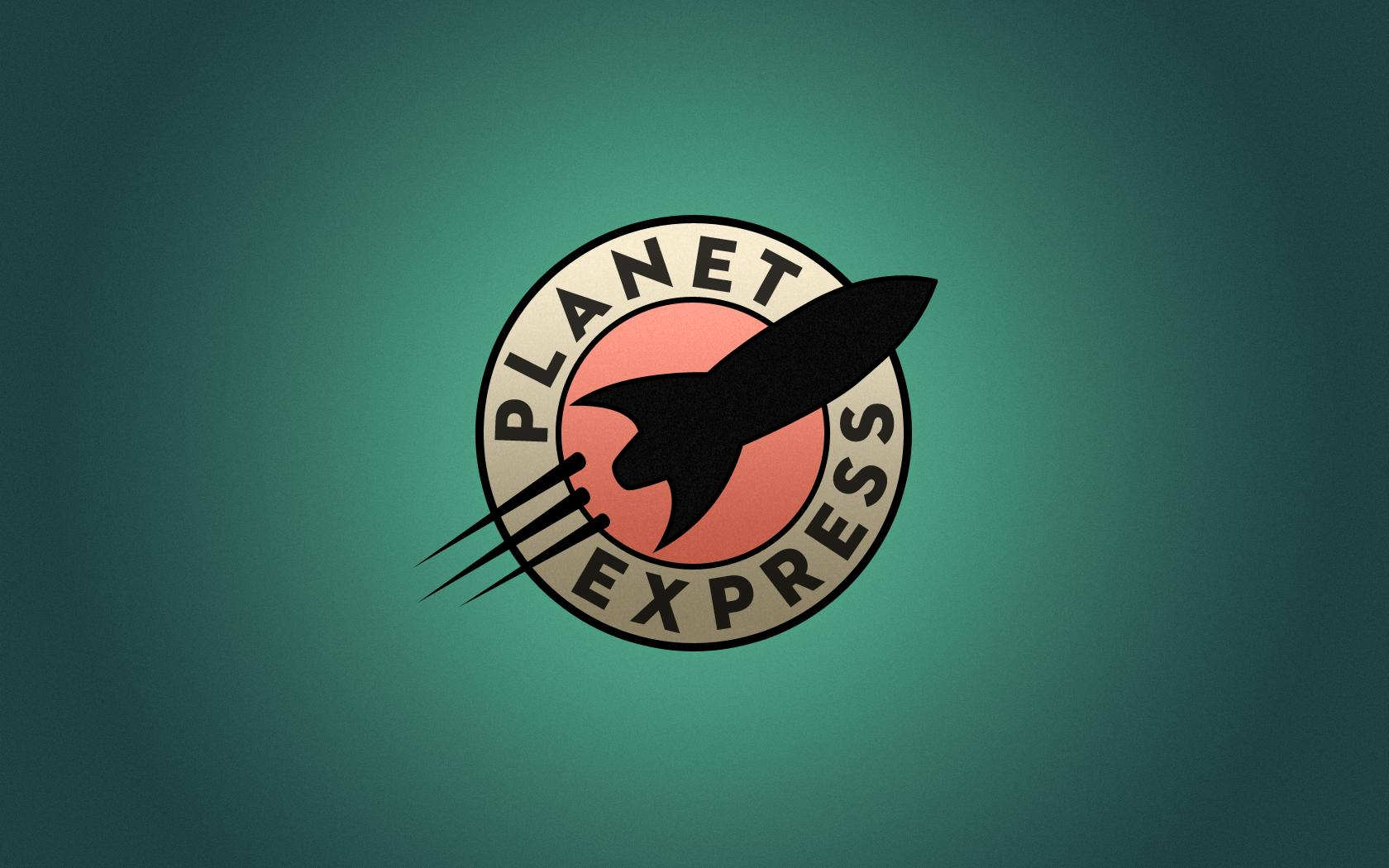 futurama planet express computer wallpaper 49600