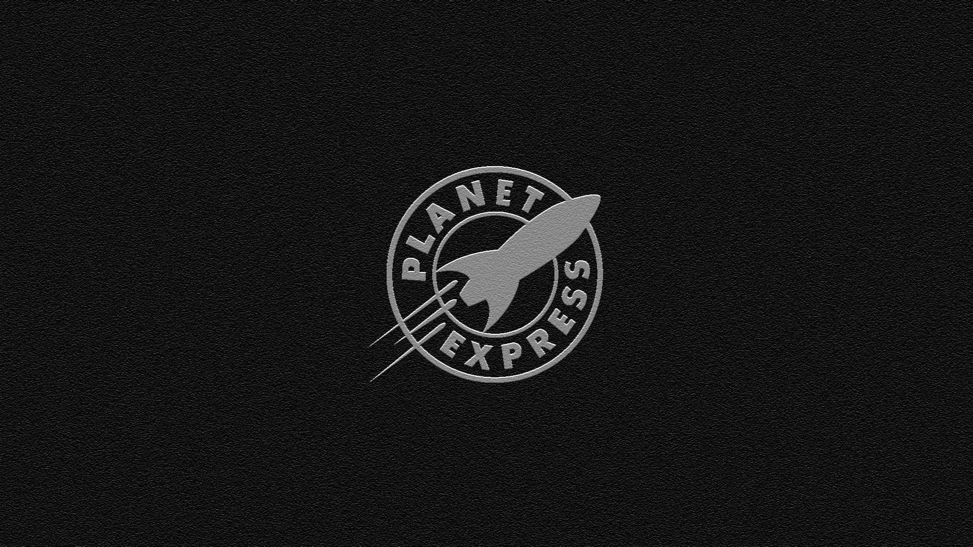 futurama planet express logo wallpaper 49603