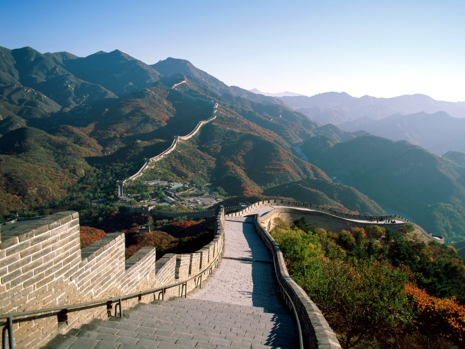 great wall of china computer wallpaper pictures 49649