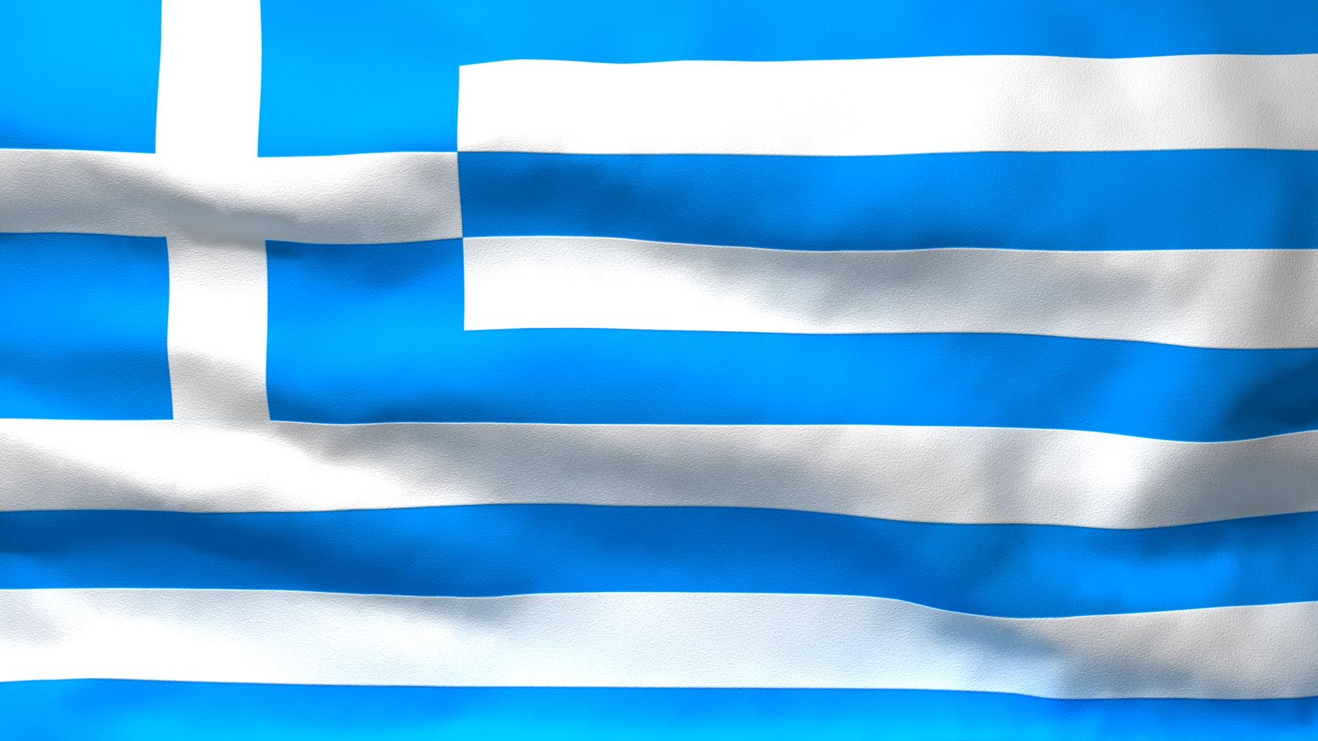 Greece Flag Desktop Wallpaper 50552 1920x1080 Px