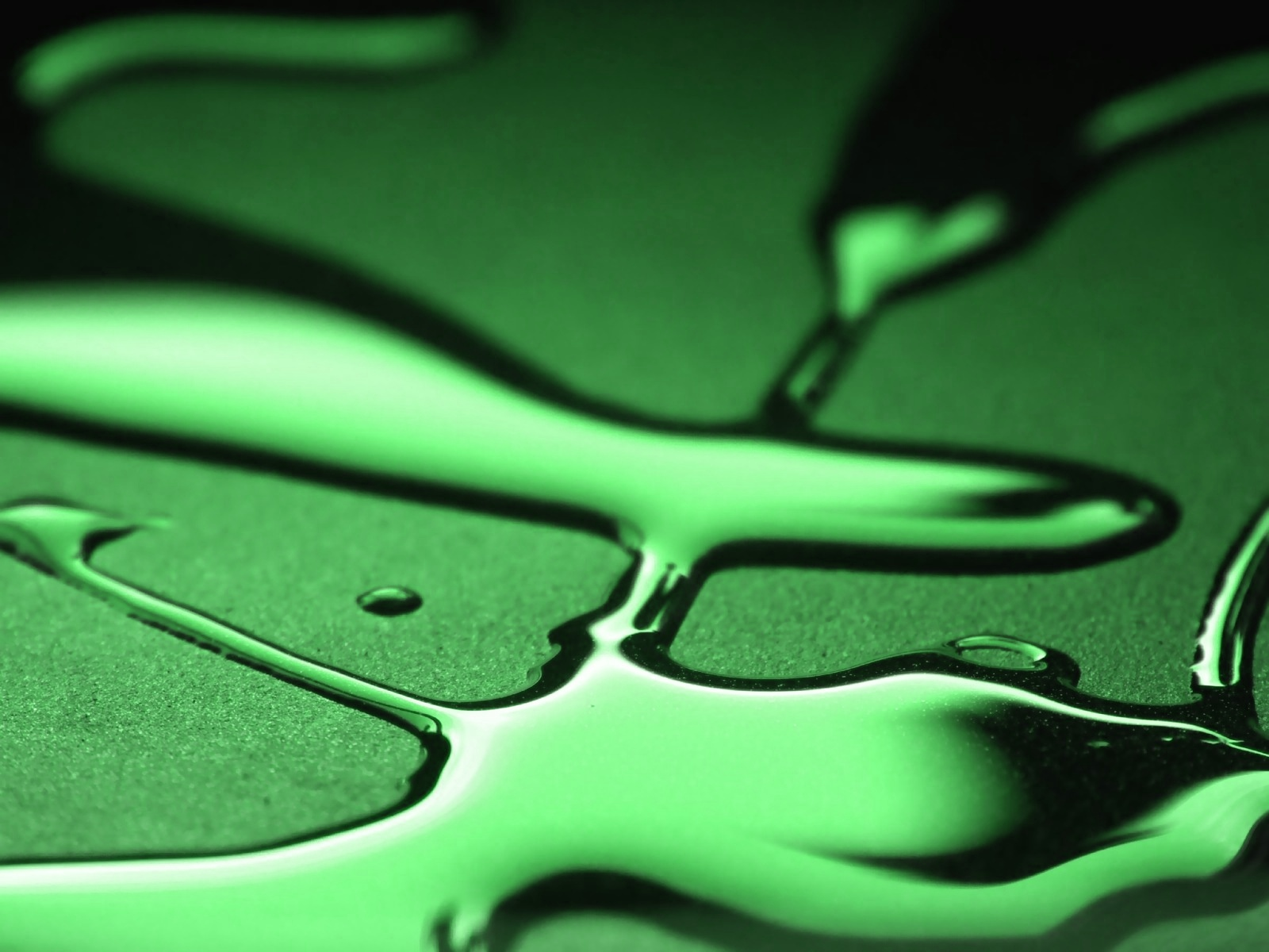 green liquid computer wallpaper 49661