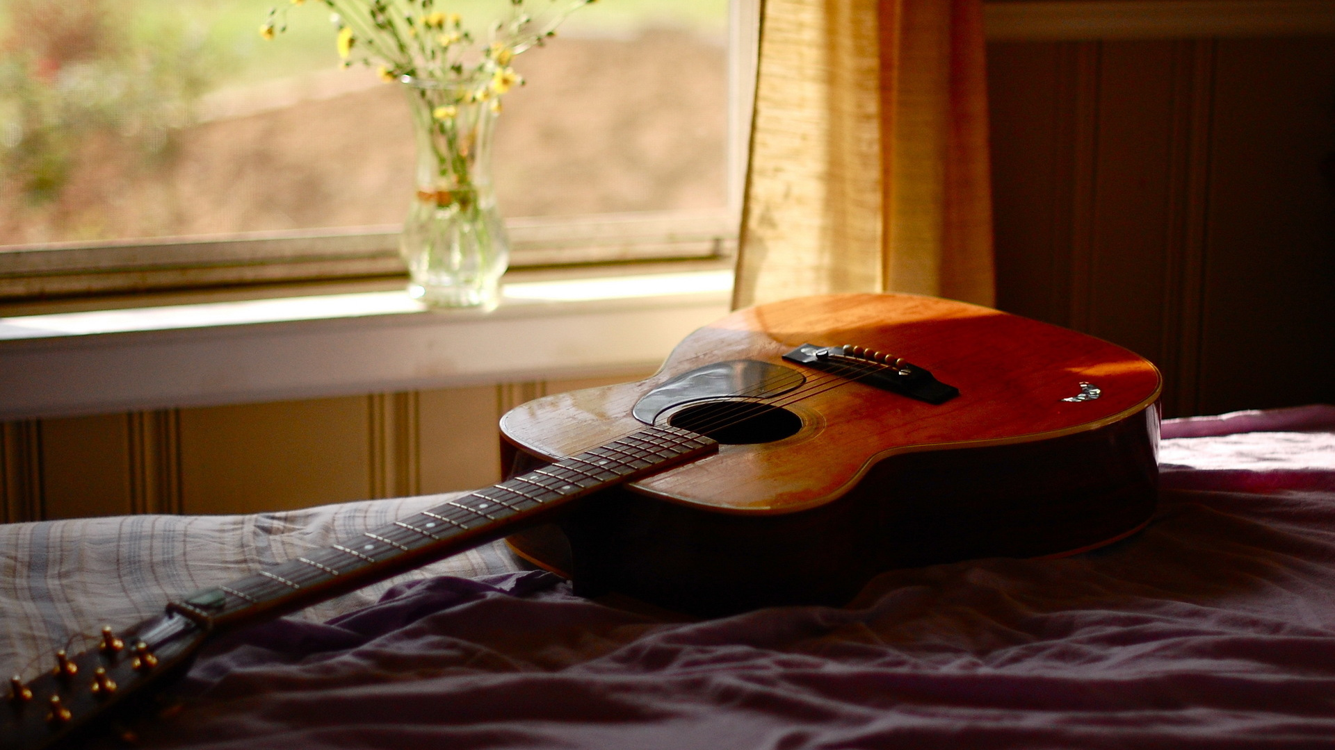 Guitar HD Wallpaper 58790 1920x1080 px HDWallSourcecom