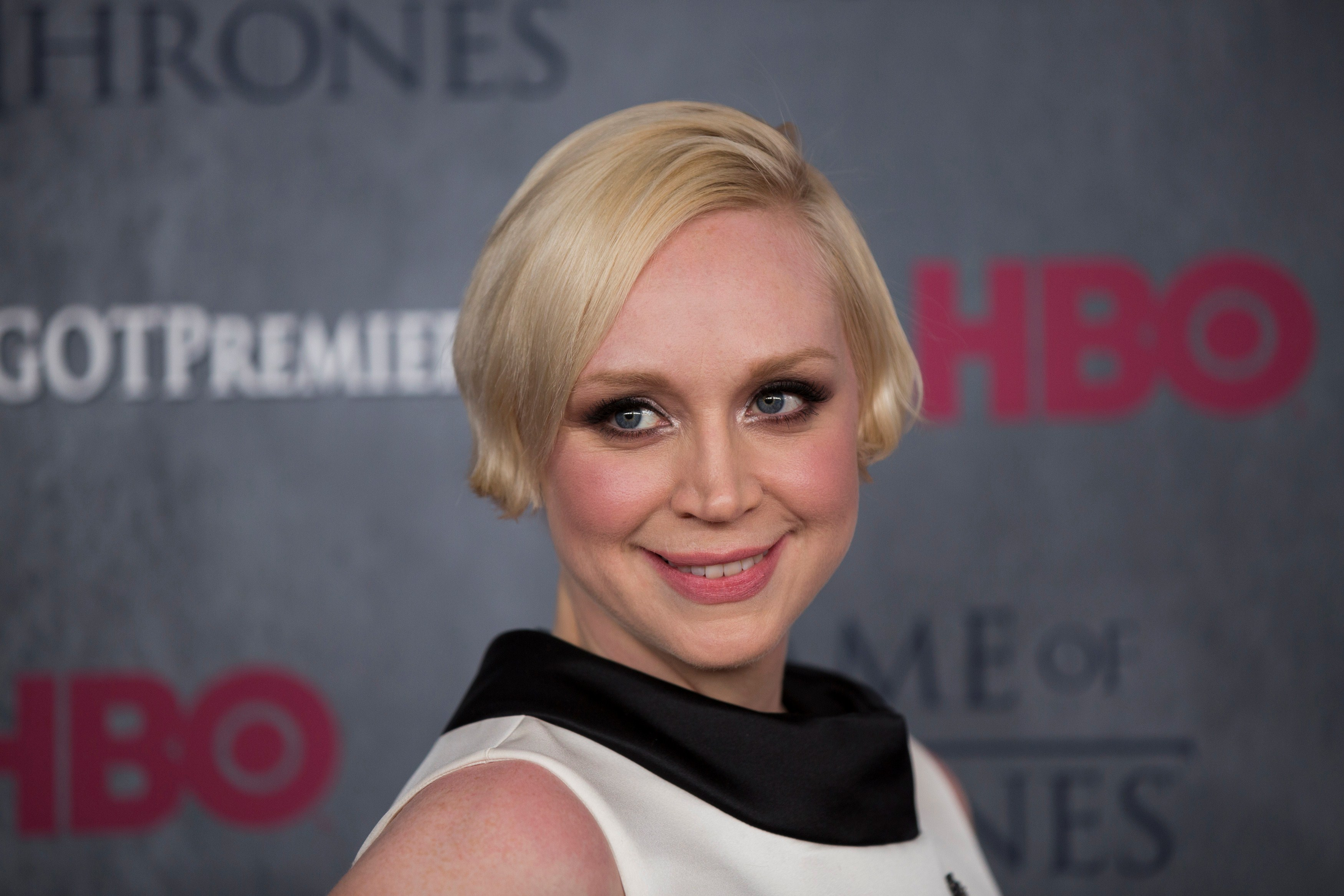 gwendoline christie celebrity wide wallpaper 57703