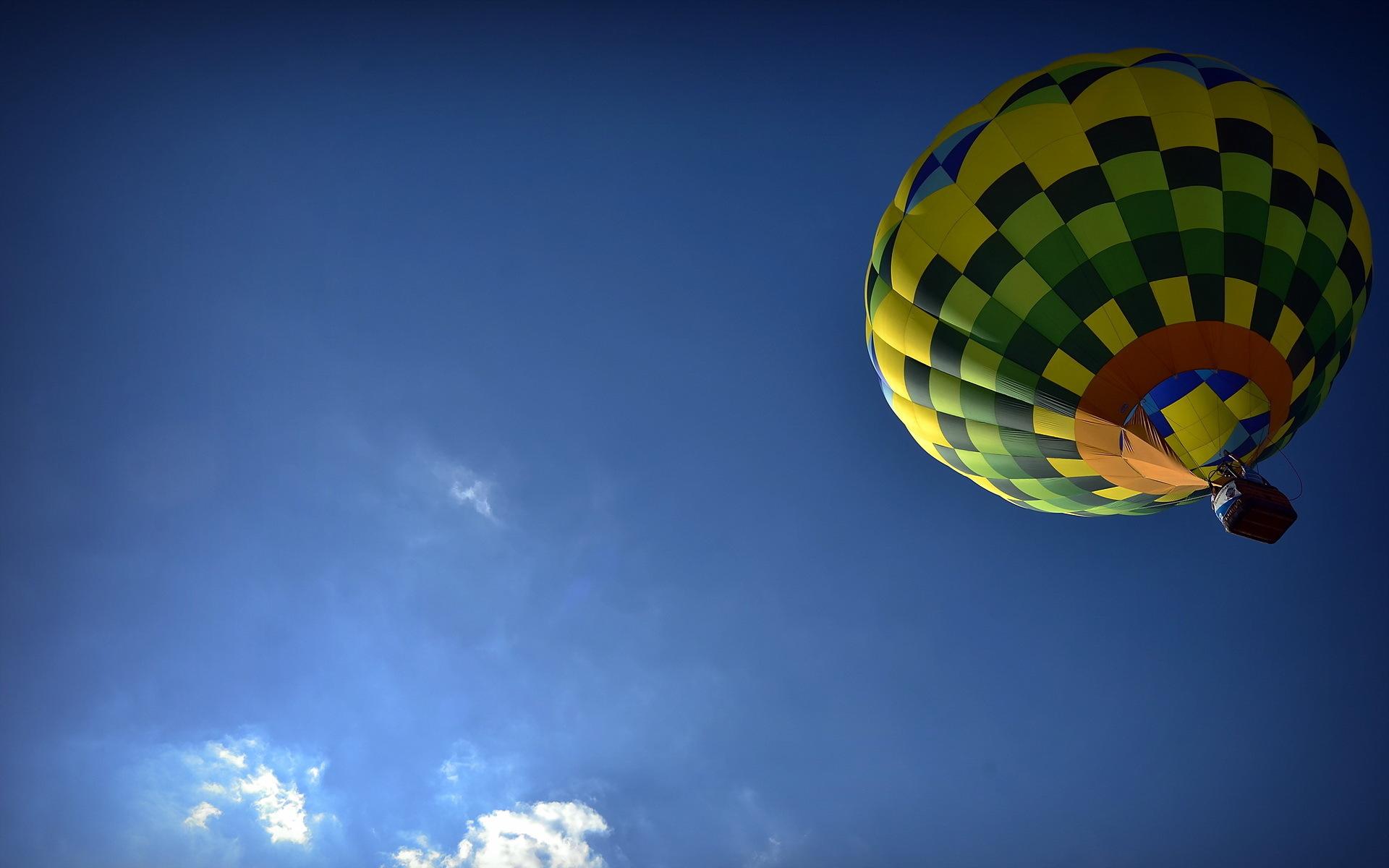 hot air balloon desktop wallpaper 48989