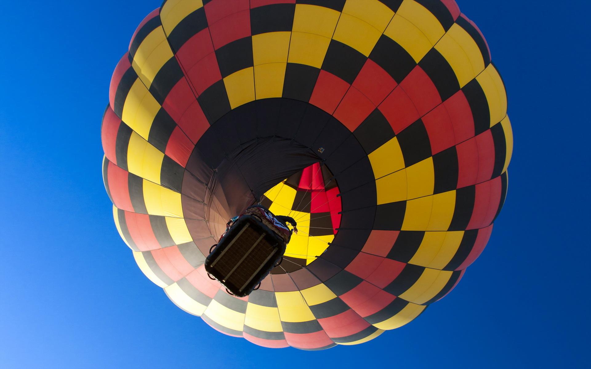hot air balloon desktop wallpaper 48990