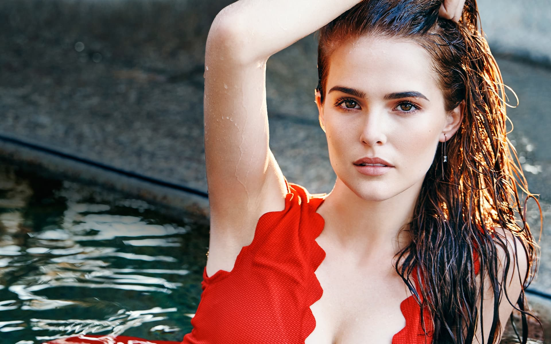 b1c06d6bcf6 Hot Zoey Deutch HD Wallpaper 55404 1920x1200px