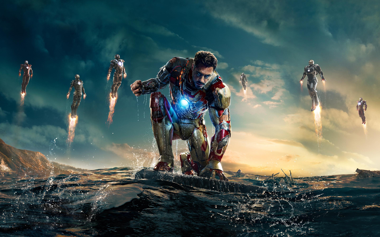 iron man movie widescreen wallpaper 50465