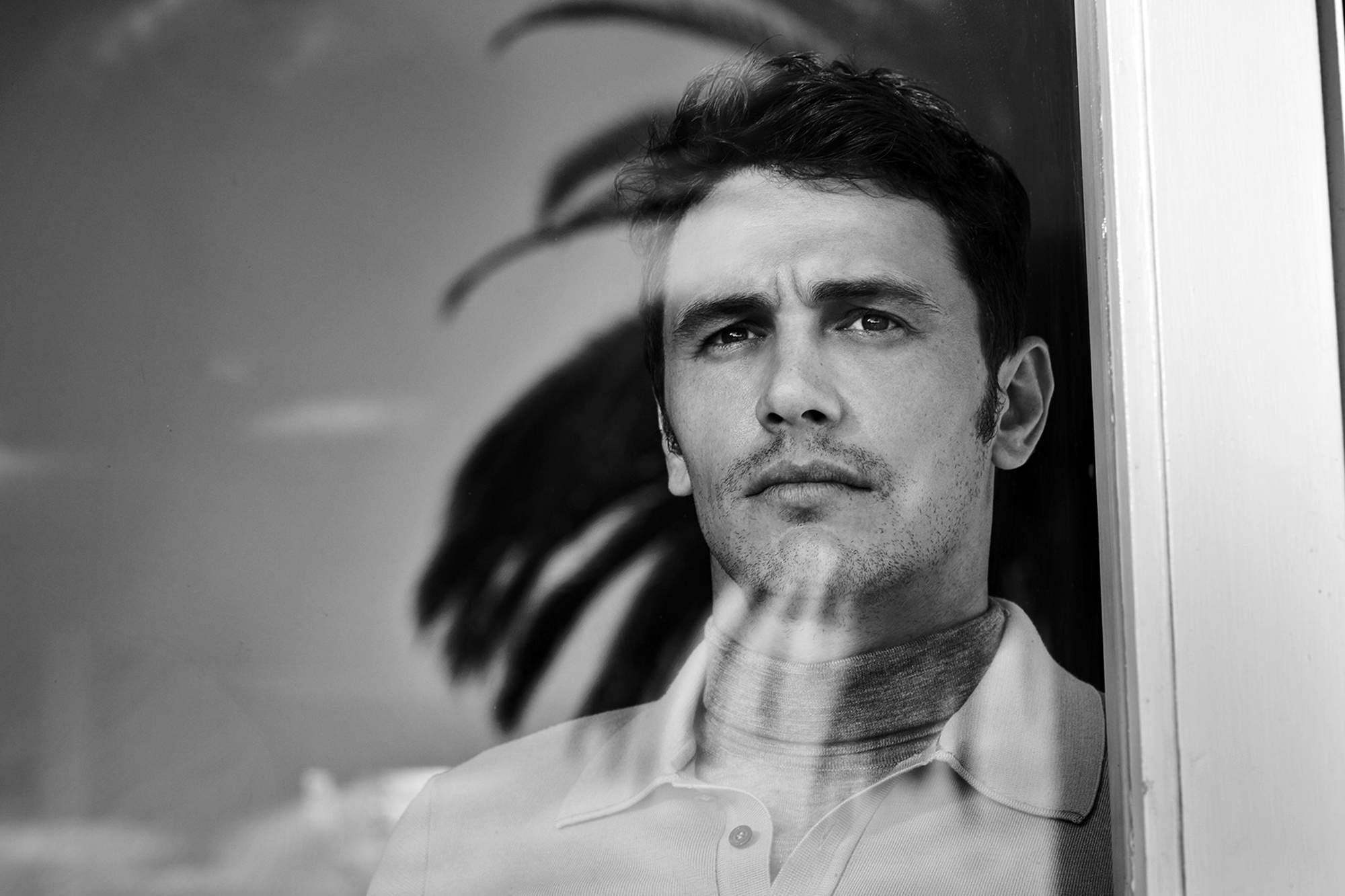 monochrome james franco wallpaper 52852