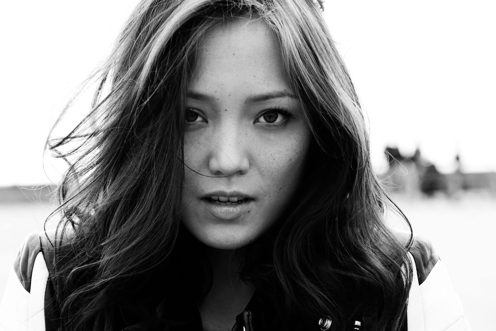 monochrome pom klementieff wallpaper 56829