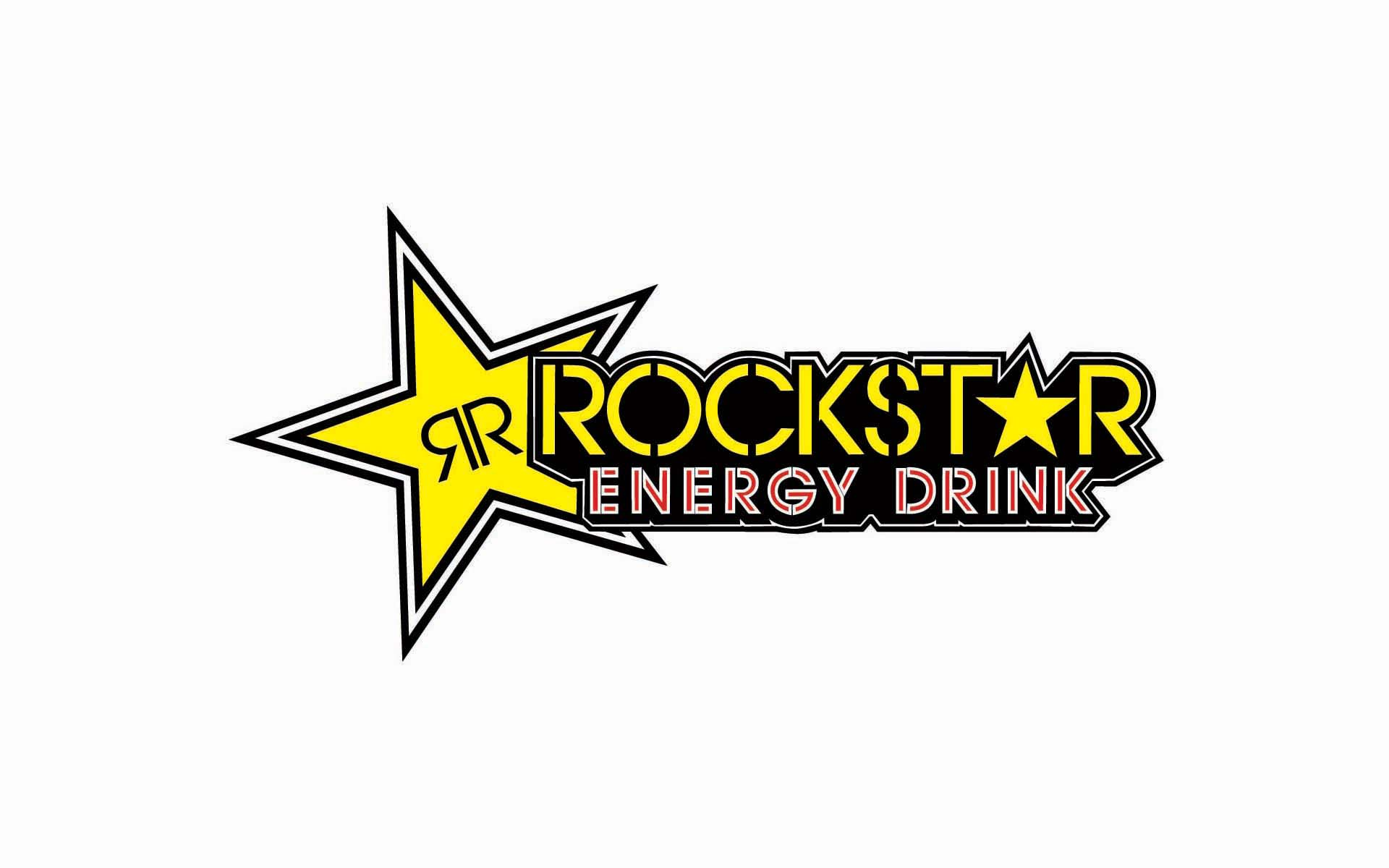 rockstar energy drink logo wallpaper 58817 1920x1200 px