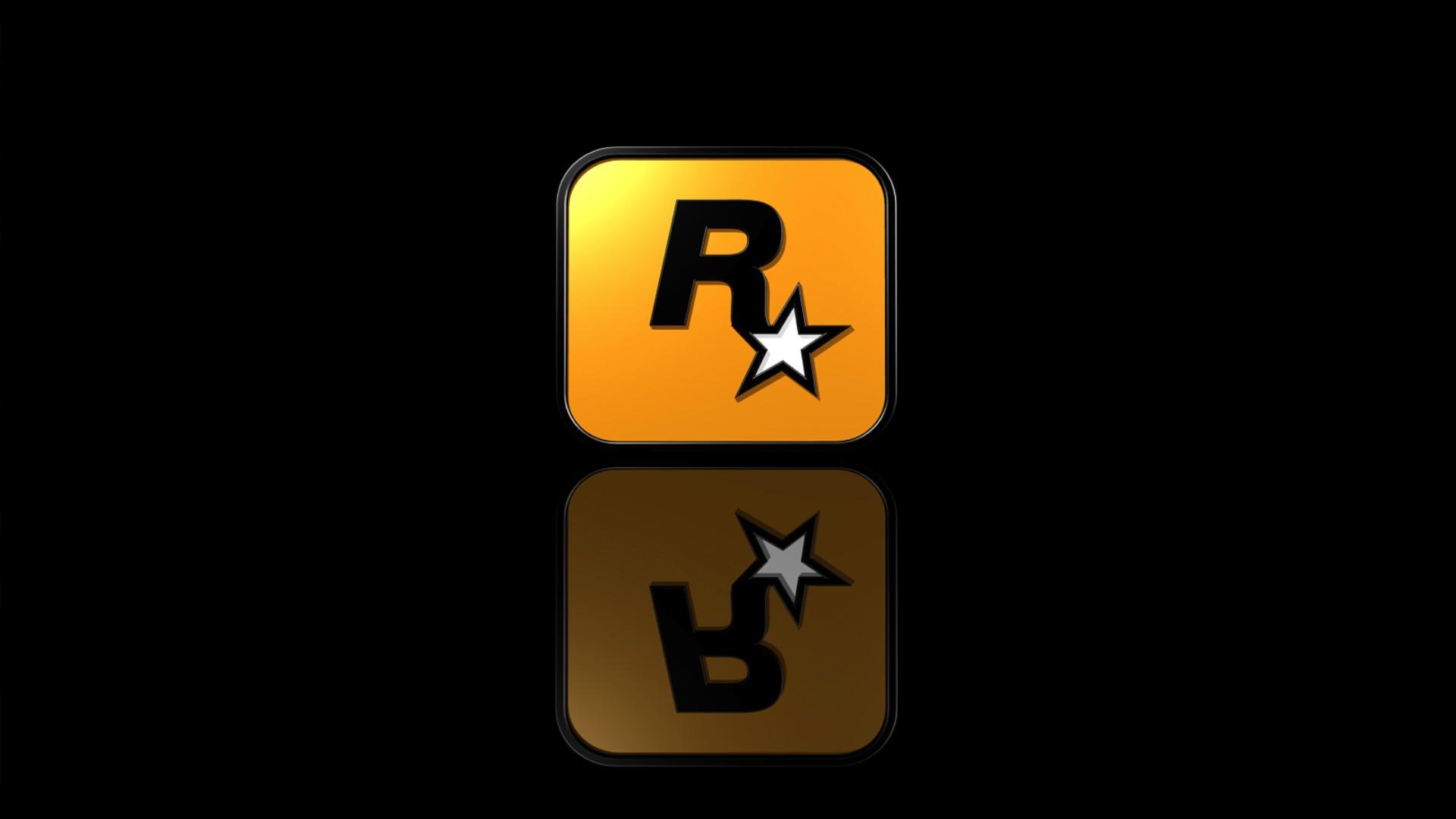 rockstar games logo desktop wallpaper 58818