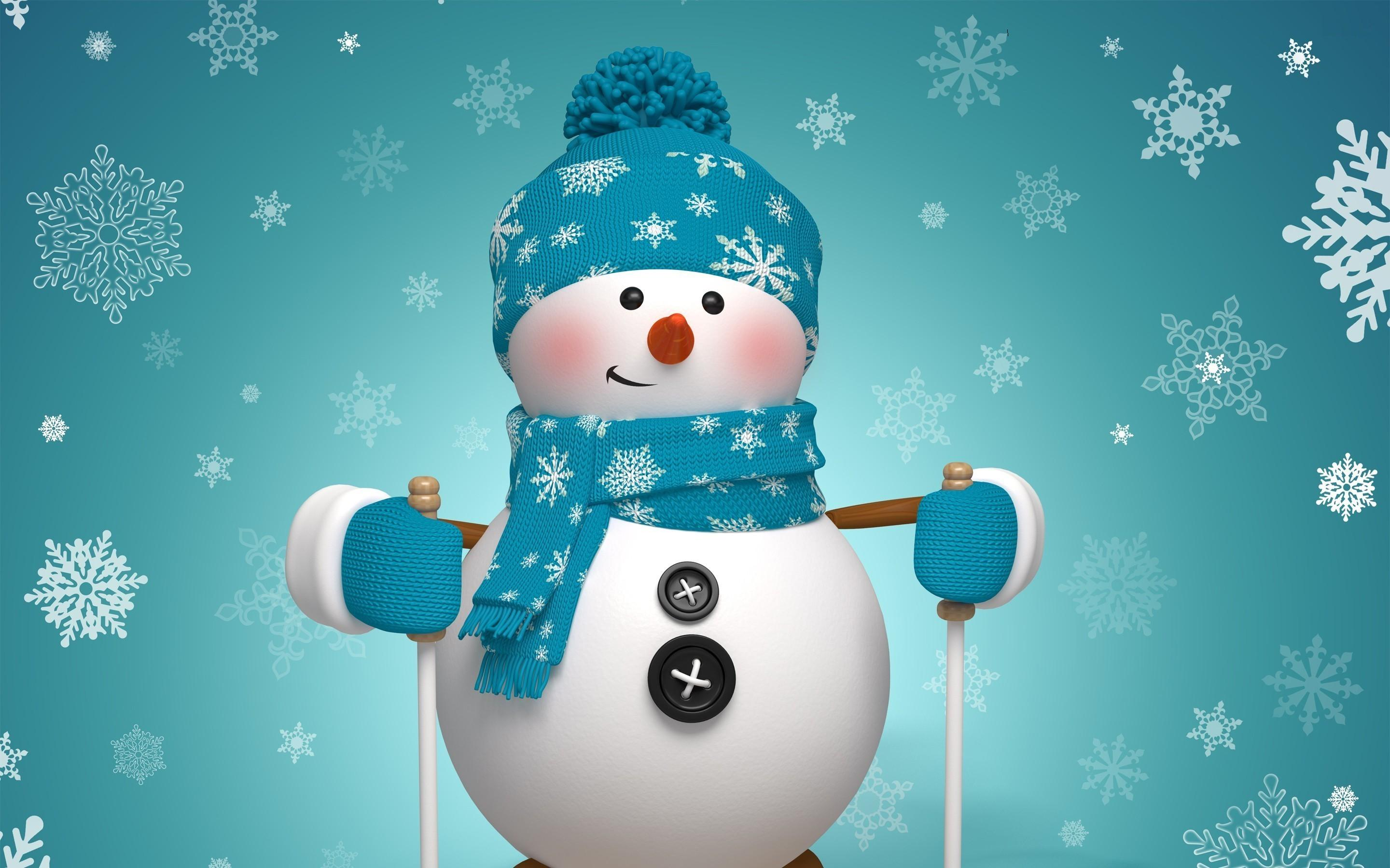 snowman art widescreen wallpaper 52525