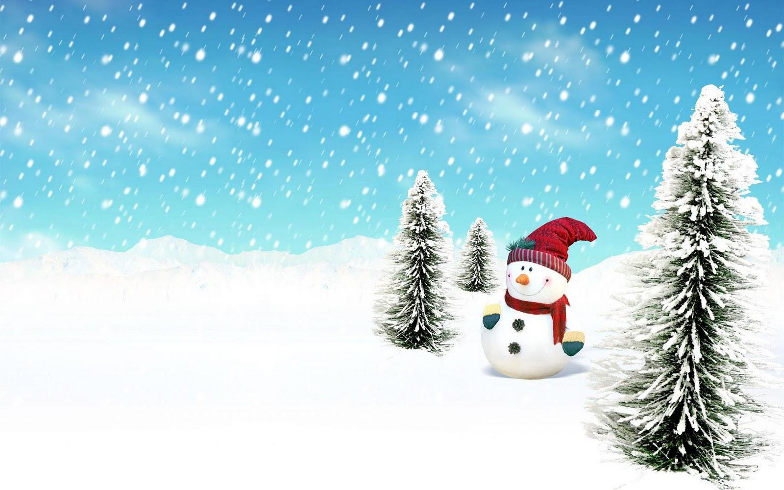 snowman computer wallpaper 52516
