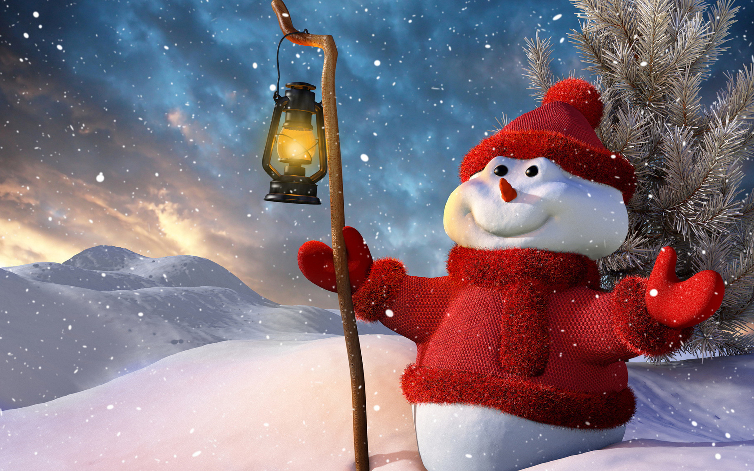 snowman wallpaper background 52517
