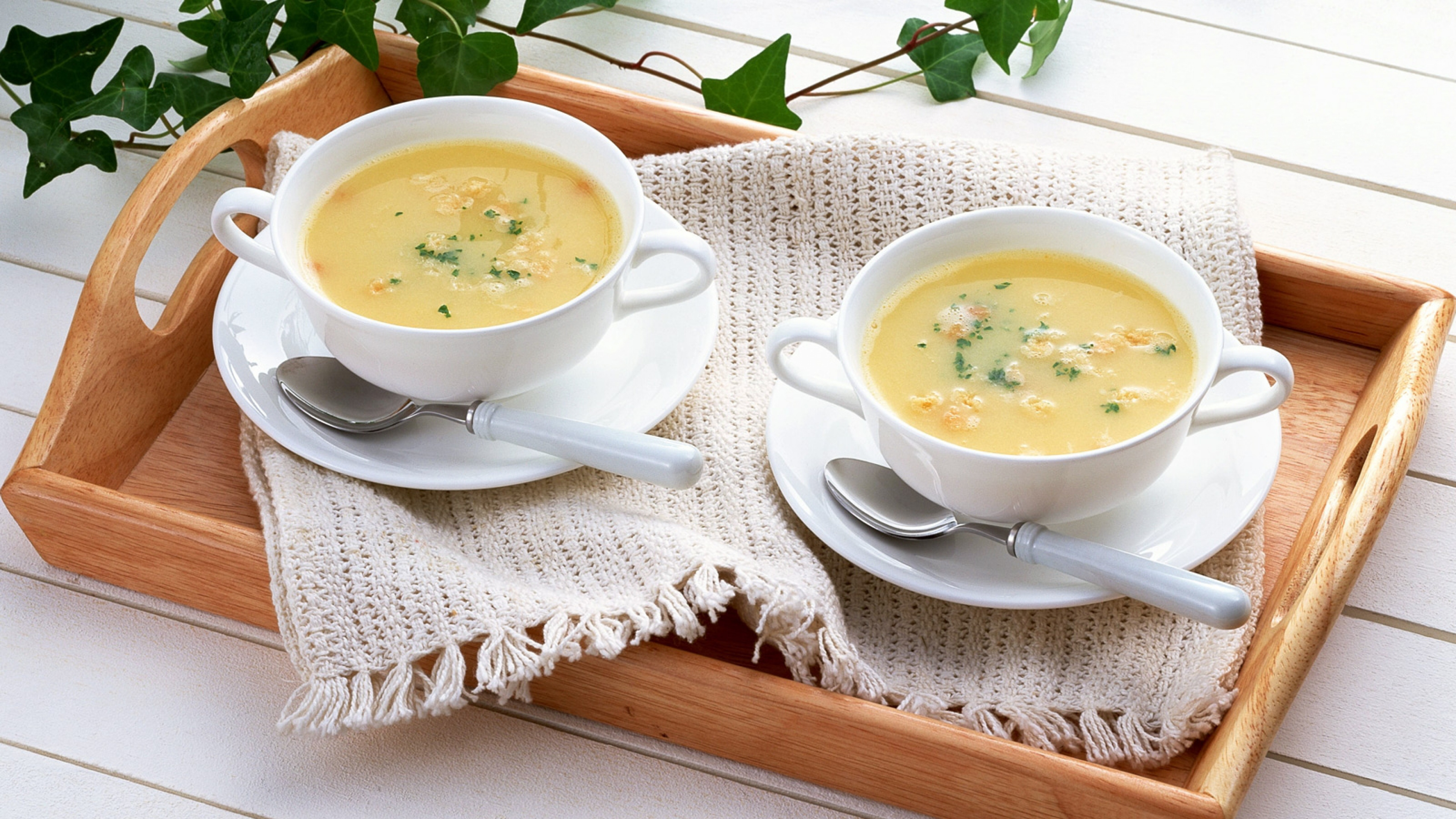 Soup Tray Widescreen Wallpaper 50628