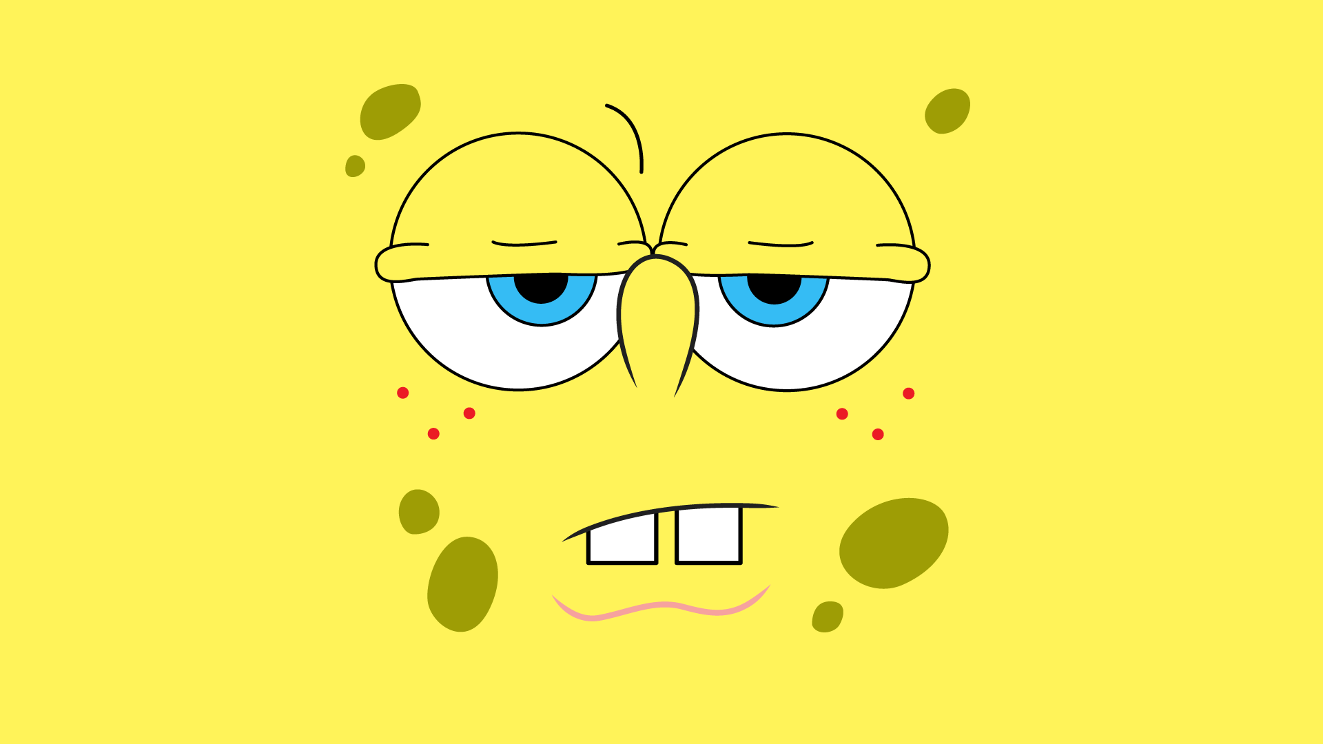 spongebob squarepants desktop wallpaper 49593 1920x1080 px