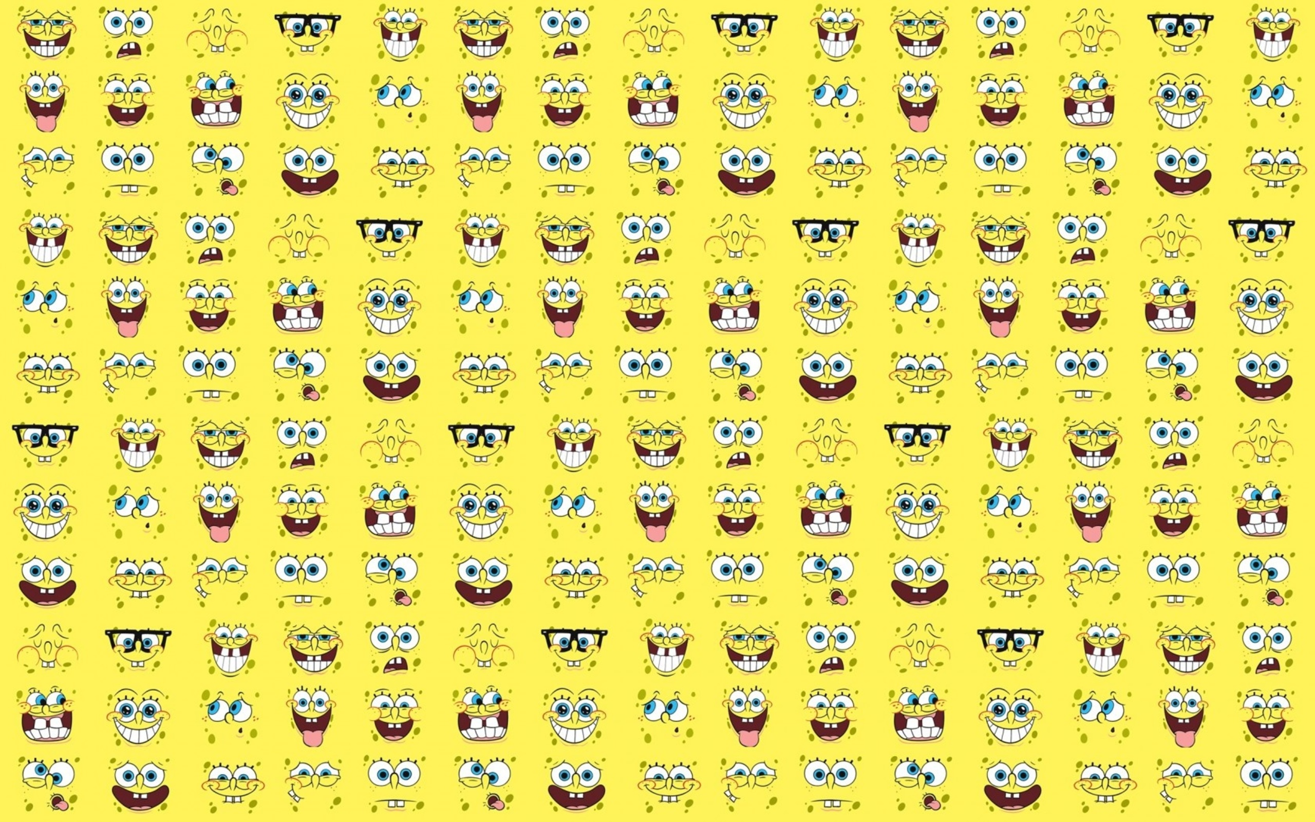 spongebob squarepants widescreen wallpaper 49594