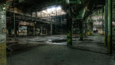Abandoned Factory Wallpaper 53908