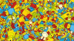 Abstract Lego Desktop Wallpaper 48983