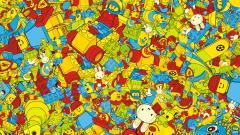 Abstract Lego Desktop Wallpaper 48983