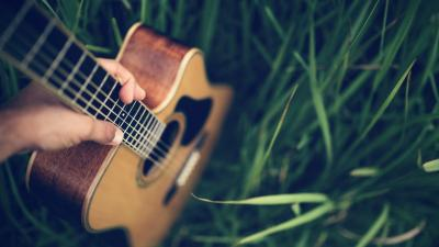 Acoustic Guitar HD Wallpaper 58783