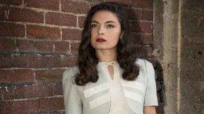 Alexa Davalos Makeup Wallpaper 58265