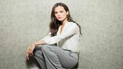 Alicia Vikander Desktop Wallpaper 56762