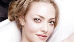 Amanda Seyfried Face Wallpaper 50596