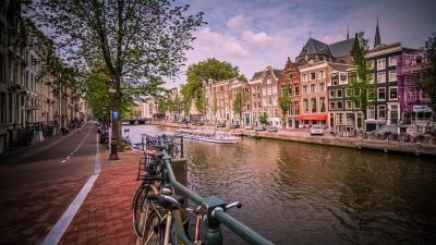 Amsterdam City Desktop Wallpaper 52511