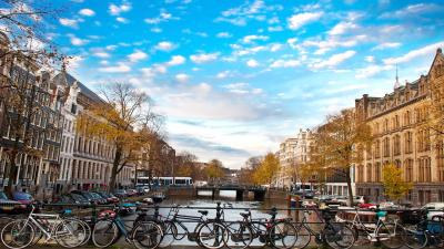Amsterdam Wallpaper Background 52508