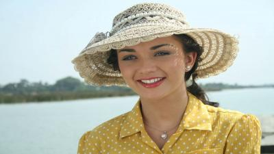 Amy Jackson Hat Wallpaper 55433