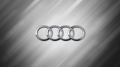 Audi Logo Wallpaper Background 58773