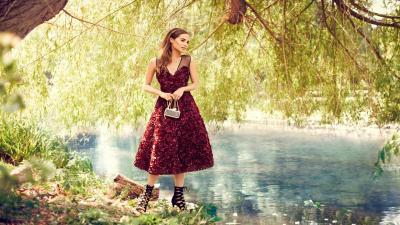 Beautiful Alicia Vikander Wallpaper 56754