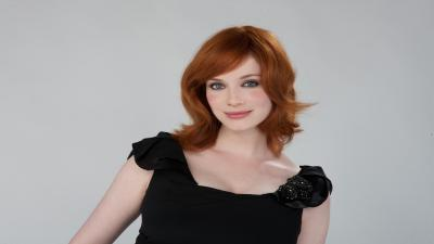Christina Hendricks Wide Wallpaper 53166