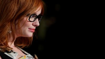 Christina Hendricks Widescreen Wallpaper 53167