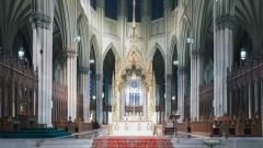 Church Interior Widescreen Wallpaper 49643