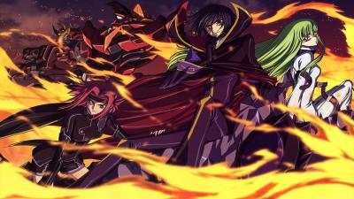 Code Geass Wallpaper Background 52496