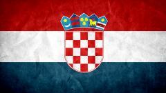 Croatia Flag Desktop Wallpaper 50554